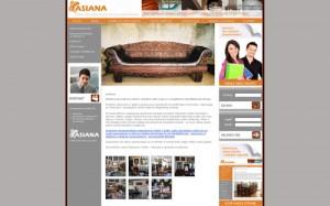 Asiana – meble kolonialne warszawa