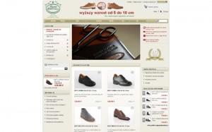 Buty podwyższające Bertulli