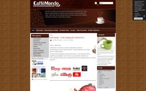 CaffeMondo – Świat najlepszych włoskich kaw