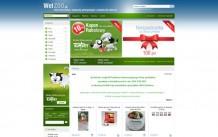 Internetowy sklep zoologiczny