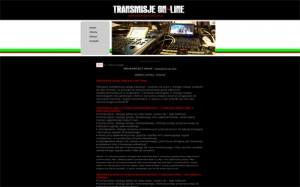 Transmisje on-line, przekazy na żywo