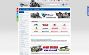 ASP Grupa Dystrybucja – quady i akcesoria