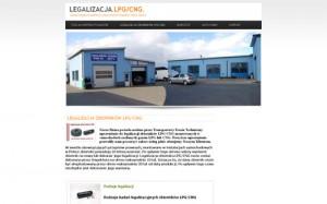 Legalizacja LPG CNG