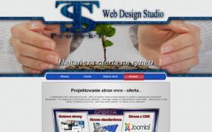 Strona internetowa w atrakcyjnej cenie