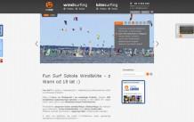Szkoła kitesurfingu