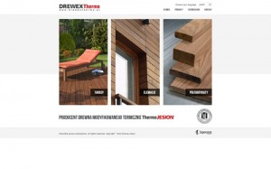 Drewex Thermo – elewacje drewniane