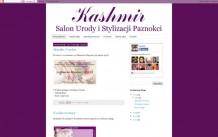 Kashmir – Salon Urody i Stylizacji Paznokci