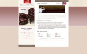 Meble biurowe i gabinetowe chesterfield www.meblelux.pl