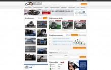 Porównywarka samochodów – autoranking.pl