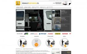 Salon samochodów dostawczych Renault i Dacia – Warszawa