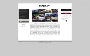 Toyota Corolla – parametry i opisy
