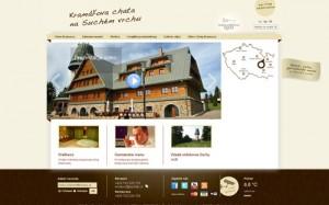 Chata Kramarza – Zakwaterowanie Góry Orlickie