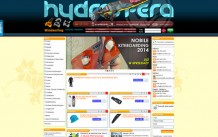 HYDROSFERA – Kitesurfing, Windsurfing, Wakeboard