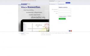 Knowerline whiteboard – korepetycje i porady online