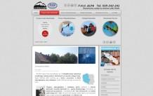 Mycie i Malowanie Dachu – AlpaDach Prace Wysokościowe