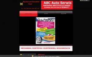 Naprawa aut francuskich, auto warsztat, elektromechanika pojazdowa