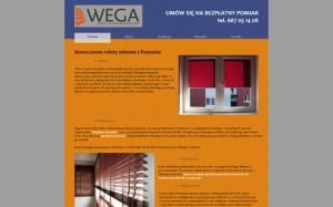 Rolety okienny wewnętrzne i żaluzje Wega-Poznań
