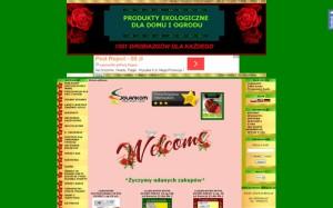 Sklep Prodekol produkty eko dla domu i ogrodu