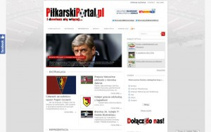 Piłkarski Portal – Twój portal o piłce nożnej!