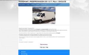Usługi Transportowe, Przeprowadzki