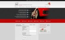 Strona firmowa F.H.U. Frost – kasacja, narzędzia, części