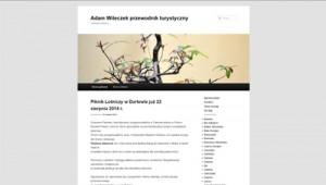 Adam Witeczek – Blog o Turystyce