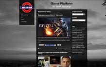 Game Platform – zapowiedzi, testy, recenzje