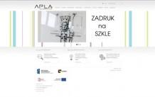 APLA.eu – wydruki reklamowe na różnych materiałach i powierzchniach