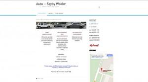 Auto – Szyby Wołów