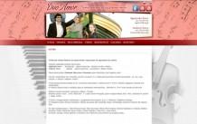 Skrzypczka i pianista duo amor, oprawa muzyczna skrzypce na ślub