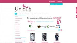 Uniqueyou sklep dla kobiet on-line