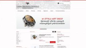 Galeria Rękodzieła Srebrnego – Andrzej Piątkowski