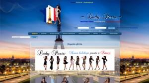 Lady Paris | Odzież damska