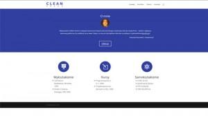 Projektowanie stron internetowych cleanpress.pl