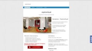Sprzątanie biur Poznań