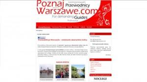 Przewodnik po Warszawie – zwiedzanie Warszawy z PoznajWarszawe.com