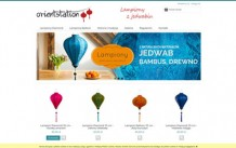 Lampiony z jedwabiu – sklep Orientstation
