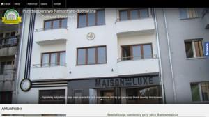 Firma budowlana, Usługi budowlane Tadeusz Staszewski