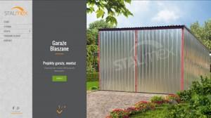 STALMEX – projekty i montaż garaży blaszanych, kojców dla psów