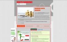 Konto bankowe za darmo – NOWOŚCI i AKTUALNE oferty