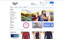 Sklep internetowy z elegancką odzieżą damską Kamfashion.pl