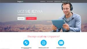 Lingspot.tv – Nauka języków przez internet. Konwersacje online.