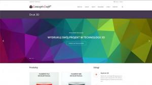 Wydruki 3D  Concept Craft