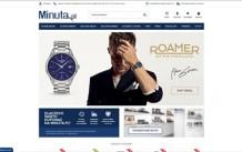 Minuta – Sklep z Zegarkami i biżuterią
